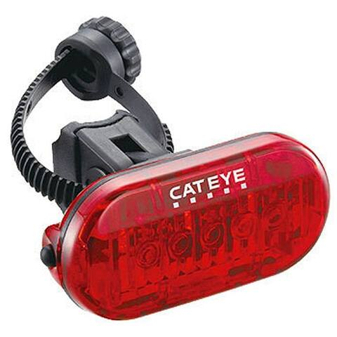 CatEye Omni 5 Cycling Rear Safety Light - TL-LD155-R