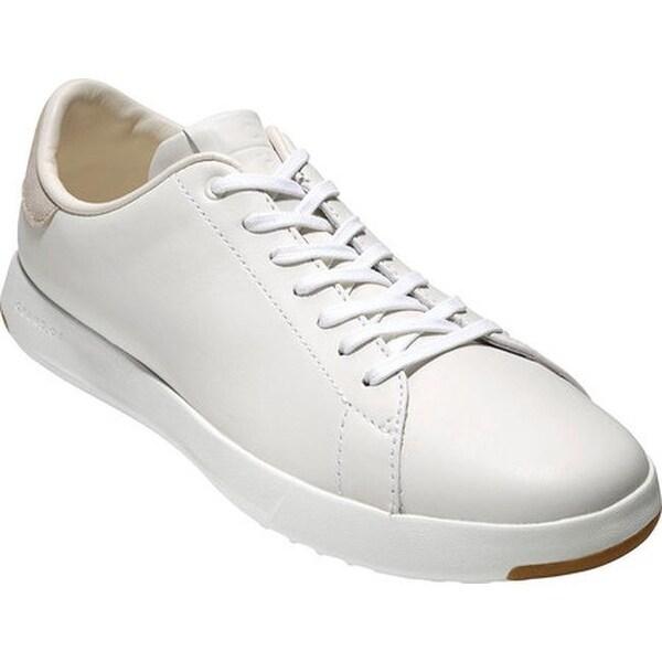 GrandPro Tennis Sneaker White Leather