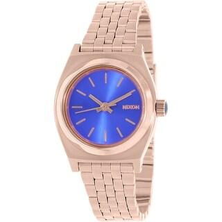 Nixon Women's Time Teller Fashion Watch A3991748