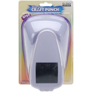 Clever Lever Giga Craft Punch-Square
