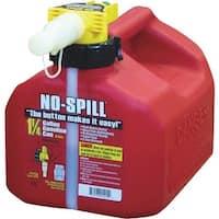 No Spill LLC 1.25 Gal Gas Can 1415 Unit: EACH