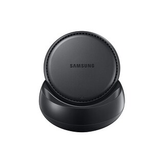 Samsung DeX Station, Desktop Experience for Samsung Galaxy S8 and Galaxy S8+, W/ AFC USB-C Wall Charger