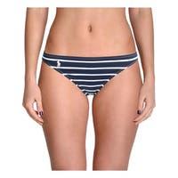 Polo Ralph Lauren Womens Striped Logo Swim Bottom Separates