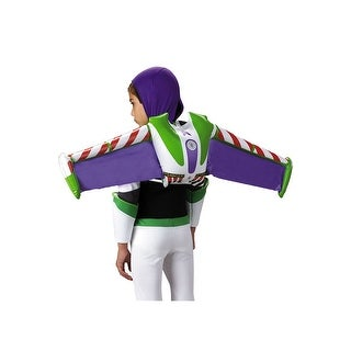 Disguise Toy Story Buzz Lightyear Jet Pack Accessory - Purple