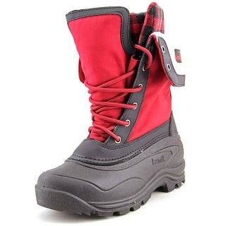 Kamik Sugarloaf Women  Round Toe Synthetic Red Winter Boot
