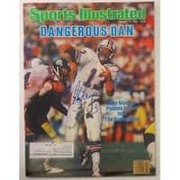 Dan Marino Dolphins Signed January 14, 1985 Sports Illustrated Magazine JSA