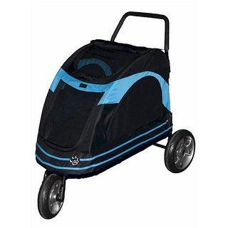 Roadster Pet Stoller - Blue