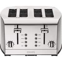 Krups 4-Slice Toaster Ss