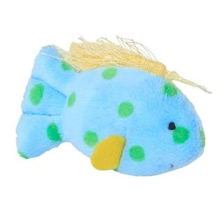 Multipet Look Whos Talking for Cats-Fish 1.25inch