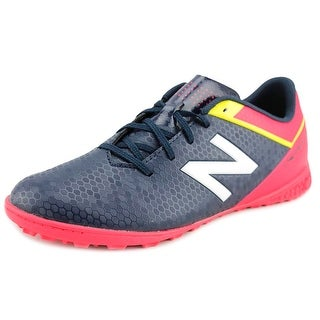 New Balance JSVRCT Youth Round Toe Synthetic Blue Sneakers