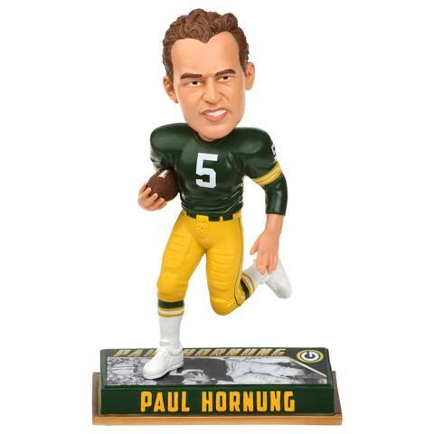 "Green Bay Packers Paul Hornung #5 Retired 8"" Bobblehead - Multi"