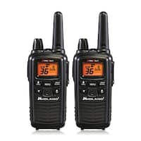 Midland Xtra Talk LXT600VP3 Two Way Radio w/ 36 Selectable Channels & 121 Privacy Codes- 2 Pack