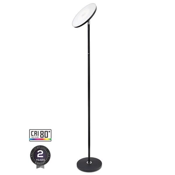 Shop Led Floor Lamp 30w Led Torchiere Lamp 3000k Multi