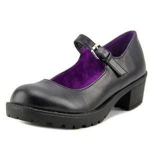 Kenneth Cole Reaction Mod   Round Toe Leather  Mary Janes