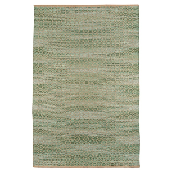 Shauna'h Flatweave All-Natural Jute/Rayon Area Rug. Opens flyout.
