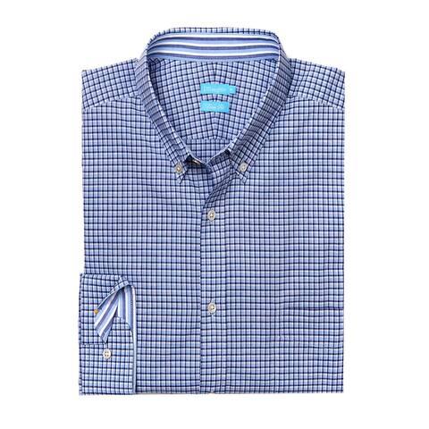 J.Mclaughlin Westend Check Woven Shirt