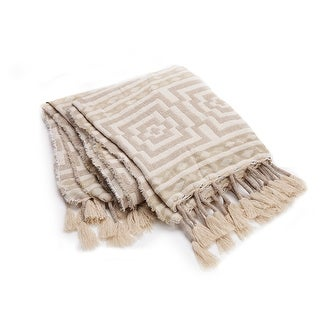 Link to Justina Blakeney Hypnotic Throw Similar Items in Blankets & Throws