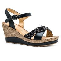 Good Choice Womens Moxie Open Toe Special Occasion Ankle Strap Sandals - 6.5