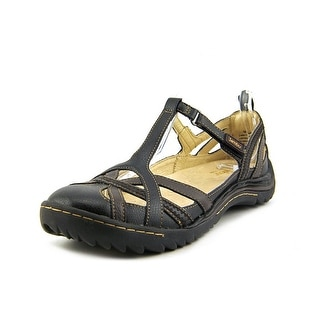 Jambu Charley  W Round Toe Leather  Mary Janes