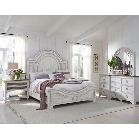 Cooper Collection Estates Dresser & Mirror