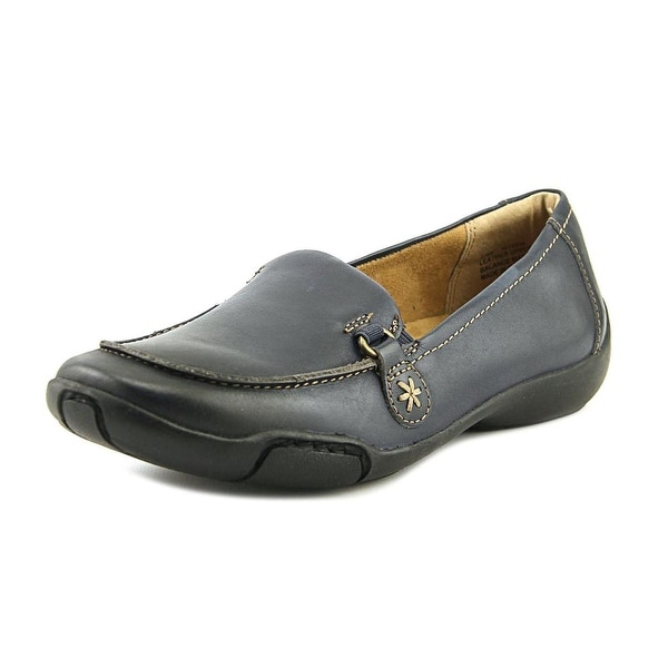 Array Addie Navy Flats