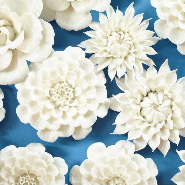 Cyan Design 09113 Wall Flowers 1 2 X 4