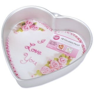 Deep Heart Cake Pan