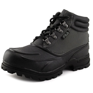 Fila Weathertec Youth Round Toe Synthetic Winter Boot
