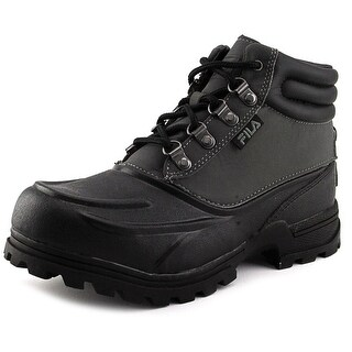 Fila Weathertec Round Toe Synthetic Winter Boot