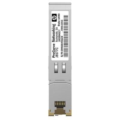Hpe Networking Bto - Jd089b - X120 1G Sfp Rj45 T Trnscvr