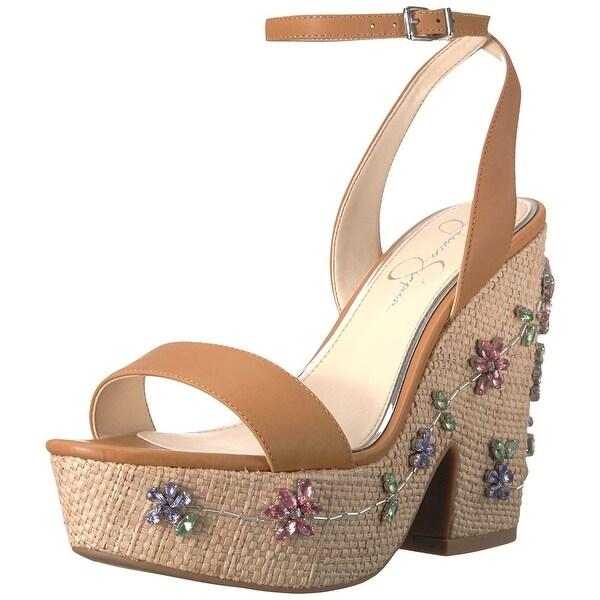 ff9a93785b1 Shop Jessica Simpson Women s Cressia Heeled Sandal - Ships To Canada ...
