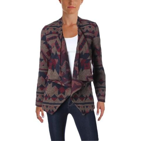 Vintage America Womens Juniors Jacket Open Front Pattern
