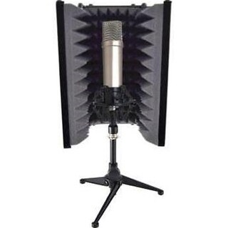 Pyle PSMRS08 Compact Microphone Isolation Shield