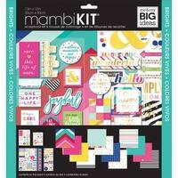 """Brights - Me & My Big Ideas Page Kit 12""""X12"""""""