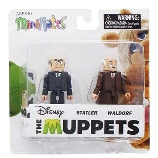Muppets Minimates Series 2 2-Pack: Statler & Waldorf - multi