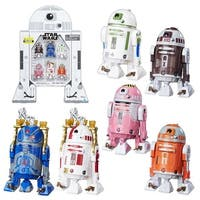 "Star Wars: The Black Series Astromech Droids 3 3/4"" Action Figure 6-Pack - multi"