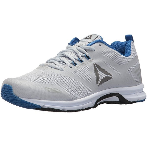Reebok Men Premier Comfort Ahary Training Running Sneaker Shoes - cloud grey/vital blue/sil