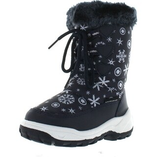 Nova Toddler Kb514 Girl's Winter Snow Boots