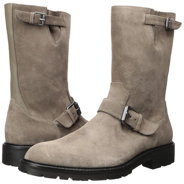 Calvin Klein Men's Ugilio Mid Calf Boot