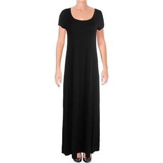 Karen Kane Womens Casual Dress Jersey Maxi - l