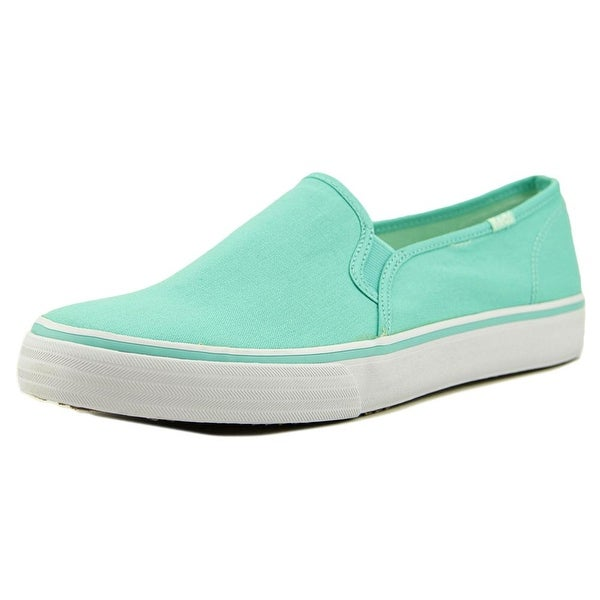 Keds DBL Deck Juicy Round Toe Canvas Sneakers