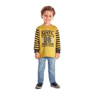 Toddler Boy Long Sleeve T-Shirt Little Boys Sweatshirt Pulla Bulla 1-3 Years