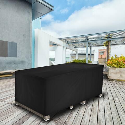 Patio Furniture Dustproof and Waterproof Cover