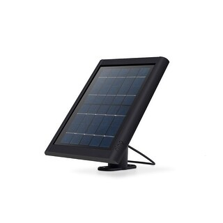 Ring 88SP000FC000 Solar Panel with 5' USB Cable, 6V, 2W