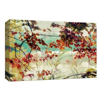 """PTM Images 9-147957  PTM Canvas Collection 8"""" x 10"""" - """"Autumn Mood"""" Giclee Forests Art Print on Canvas"""