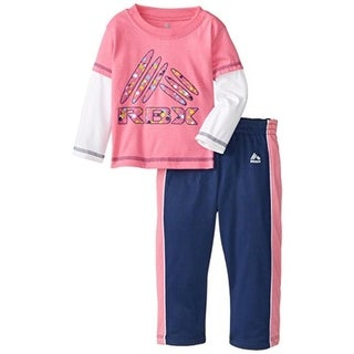 RBX Infant 2-Fer Pant Outfit - 12 mo