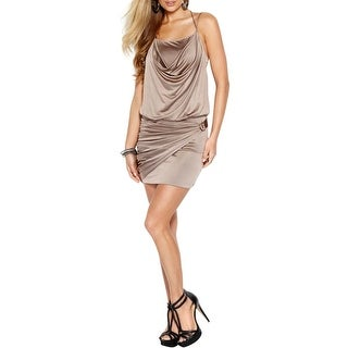 Guess Womens Juniors Clubwear Dress T-Back Sleeveless|https://ak1.ostkcdn.com/images/products/is/images/direct/27c4b17254051fecbde56283e4a4a0c3ef4dcfde/Guess-Womens-Juniors-Clubwear-Dress-T-Back-Sleeveless.jpg?_ostk_perf_=percv&impolicy=medium