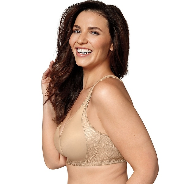 Playtex 18 Hour Seamless Smoothing Wirefree Bra