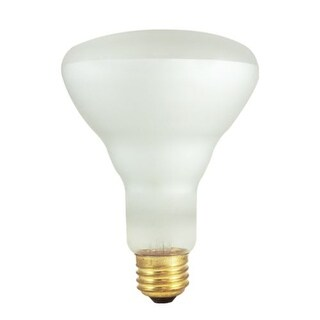 bulbrite pack of 6 65 watt dimmable br30 shaped medium e26