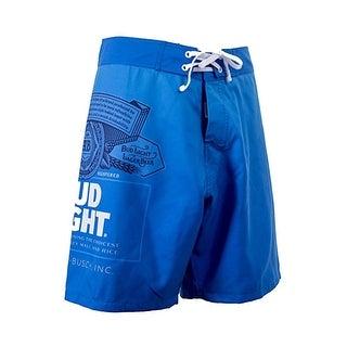 Men's Bud Light Swim Trunks